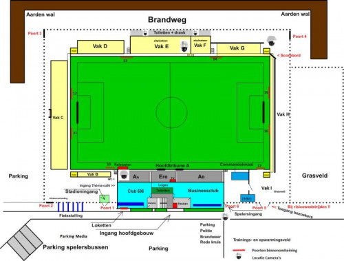 Plan Am Stadion 2